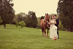 Historic Cedarwood horse-lovers wedding on Style Me Pretty | Cedarwood Weddings