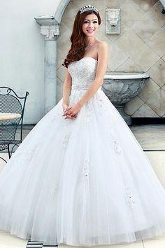 Wedding Dress 2013, One Shoulder Wedding Dress, Wedding Dresses, Dresses 2013, Corset, Luxury, Princess Dresses, Appliques, Floor