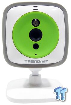 TRENDnet TVIP743 Wi-Fi BabyCam Review