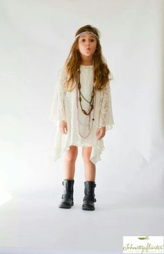 Little ebby  Schnittgeflüster  Boho  Hippie  Dress