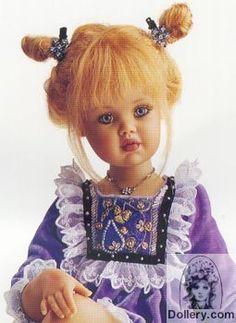 Jan Mclean 2001 Paige Doll