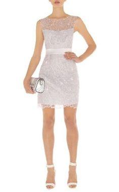 Karen Millen Floral Cutwork Dress : Dresses. Gorgeous but expensive!