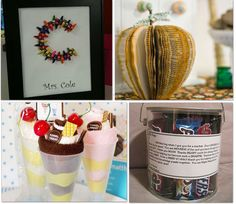 34 End of Year Activities and Teacher Gifts