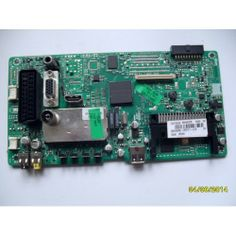 17mb60-3 205392275 26649385 MAIN BOARD,REMOVED FROM SCREEN CM0H1-LE2