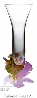 Daum Crystal Roses Soliflor