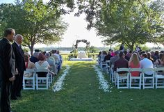 Wedding At White Rock Lake Weddings Designer Receptions Dallas Light And Sound Event Venues Outside