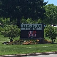 Haha! Senior prank well executed Harrison  What is/was your senior prank?