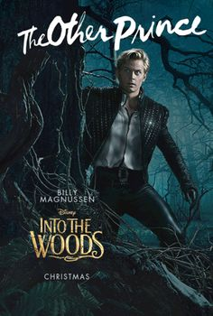 Meet the Fairy Tale Cast of Characters Going Into the Woods: The Other Prince (Billy Magnussen)