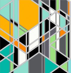 Geometric Abstraction [Sarah Morris]