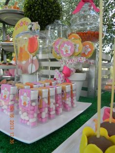 Tic tac favors at a Fairy Party #fairy #partyfavors