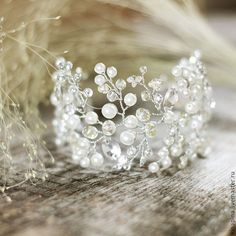 Браслет свадебный для невесты  #jewelry #weddingjewelry #bracelet