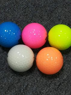2017 High Quality Colorful Crystal Golf Ball For Golf Practice Gift Course Golf Balls Wholesale Products B2 From Golftraders, $0.98 | Dhgate.Com