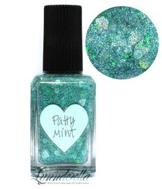 Lynnderella Limited Edition Nail Polish—Patty Mint