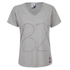 Spurs Womens 82 To Dare Is To Do T-shirt   Official Spurs Shop