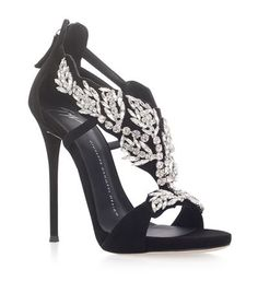 Guiseppe Zanotti Version High Sandals available to buy at Harrods. Shop women's…