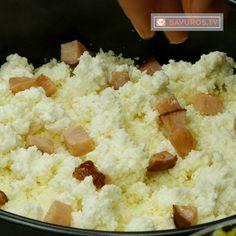 Mamaliga in straturi (Taci si inghite)- așa mămăligă delicioasă nu ai mai mâncat până acum! - savuros.info Mai, Grains, Rice, Recipes, Food, Eten, Recipies, Ripped Recipes, Seeds