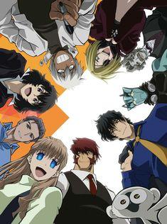 Blood Blockade Battlefront How am I just discovering this anime. Captain Marvel, Me Me Me Anime, Anime Love, Anime Demon, Manga Anime, Hunter X Hunter, Blood Blockade Battlefront, Fanart, Otaku Mode