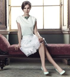 Womens Occasionwear | Designer Dresses, Seperates & accessories | Ted Baker | Ted Baker UK. Spring wedding guest outfit