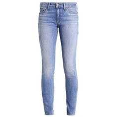 Levi's 711 SKINNY (€110) ❤ liked on Polyvore featuring jeans, slim cut jeans, levi jeans, skinny jeans, slim fit skinny jeans and super skinny jeans