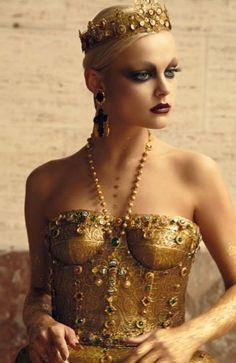 Greg Lotus - Vogue Italia Oct 13
