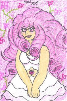 Rose Quartz by Nicktoons4ever on DeviantArt