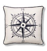 Pretty compas cushion NOW - £15.60 WAS- £19.50 .