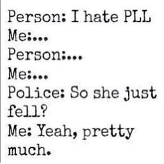 ha this sounds like me and @Cassandra Dowman Dowman Dowman Guild Kinnard you dont mess with our PLL