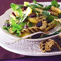 Recept - Wintersalade met gegrilde kipfilet - Allerhande