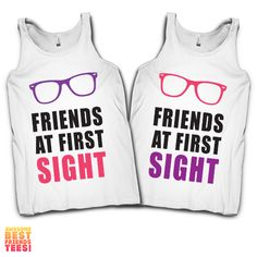 Friends At First Sight | Best Friends Tanks