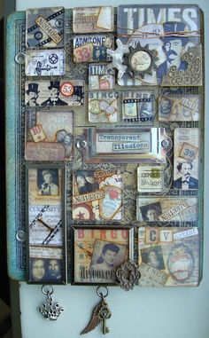 Vintage Creative Art: Fragment Cover