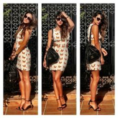 Shay Mitchell's butterfly dress with cutouts