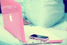 Girly Technology ~ discovered by tina? on We Heart It Pink Love, Pretty In Pink, My Love, Girls World, Girls Life, Piano, My Favorite Color, My Favorite Things, Just Girly Things