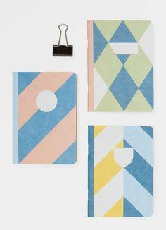 Set Of 3 Pocket Notebooks