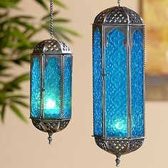 Unique Pendant Shaped Moroccan Silver Plated Hanging Lamp