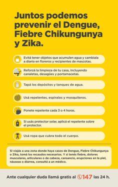 prevencin e informacin sobre el dengue fiebre chikungunya y zika buenos aires ciudad