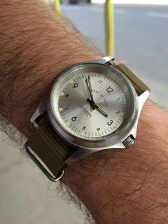 Carhartt Military Watch on Commercial Street, London E1 | Watches & Fashion | WTCH