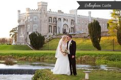 Some of the most beautiful castle wedding venues in Ireland...