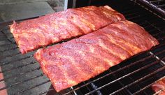 Kansas City Spare Ribs Recipe | How to smoke Kansas City Style Spare Ribs or more commonly known as the St. Louis Cut.