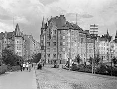 Katajanokka Valokuvataiteen museo I. K. Inha 1908.