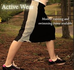 Apostolic Pentecostal Clothing - Apostolic Clothing.. I have one of these coming in the mail. Exercise skirt AND swimskirt