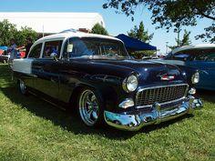 1955 Chevy Bel Air | scott597 | Flickr