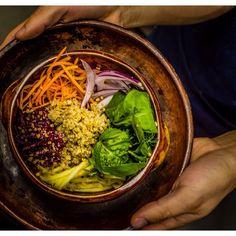 Aquí todos son protagonistas!!! #culturadelbuengusto Fresco, Cabbage, Vegetables, Ethnic Recipes, Instagram Posts, Food, Gastronomia, Beets, Salads