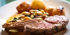 LAMMEKJØTT: Her er oppskriften med lammekjøtt som vi tror blir din høstfavoritt.=