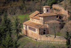 Monasterio de Suso, vista general