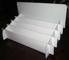 Amazon 18 cardboard greeting card display stand office cardboard greeting card 4 tier display32 m4hsunfo
