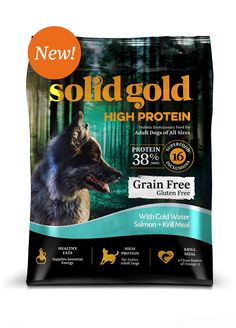 Empower your best friend with a high-protein food purposefully created to deliver naturally balanced nourishment and fuel your dog's wildest adventures.