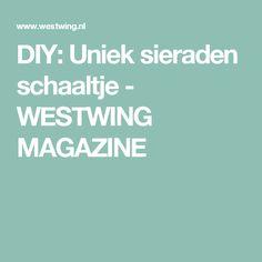 DIY: Uniek sieraden schaaltje - WESTWING MAGAZINE