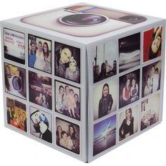 Puff Personalizado - Meu Cubo Insta