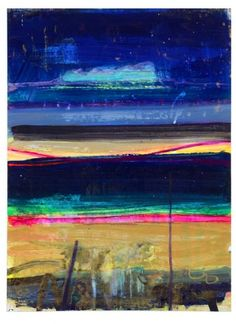 Barbara rae - I'm in love with this artists use of colour. So beautiful.
