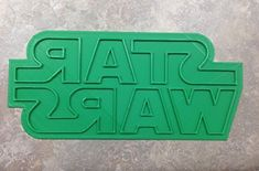 STAR WARS Logo Fondant and Cookie Cutter Printed Plastic ** Click image for more details. (This is an affiliate link) Star Wars Cookies, Star Wars Cake, Girls Star Wars Party, Printing Supplies, Star Wars Birthday, 6th Birthday Parties, Wedding Cupcakes, Cookie Cutters, Cupcake Cakes